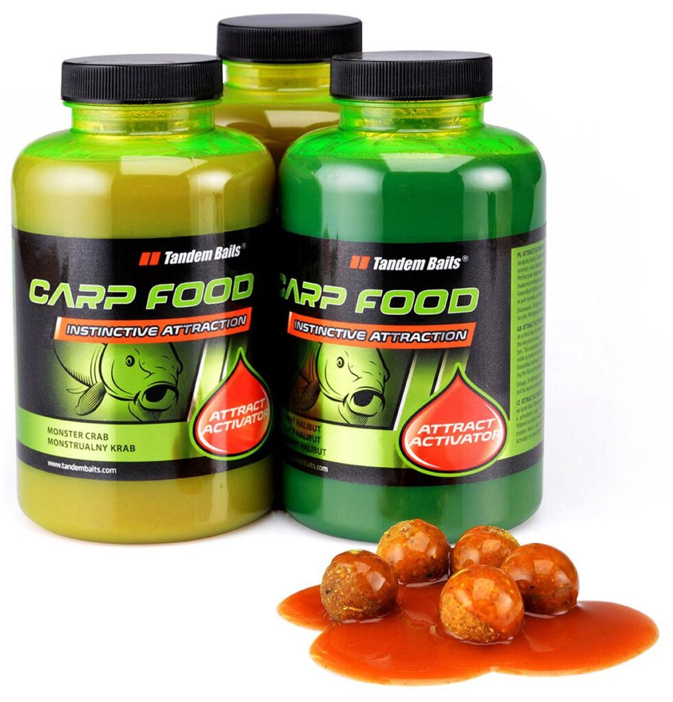 Carp Food Attract Booster